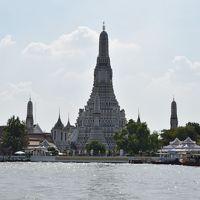 世界で一番行きたい国に選ばれたこともある国ラオスとバンコク周辺1人旅 その4:バンコク編� バンコクの歴史の中心である3大寺院観光