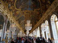 2017年8月 ロンドン+ユーロスターで日帰りパリ観光 vol.2友だちを訪ねてベルサイユ宮殿へ