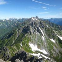 日本百名山登山記録(更新中)
