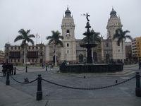 無愛想オバサン、ペルーを旅する。 リマ編