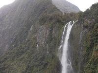 フィヨルドランド国立公園・ニュージーランド(2)