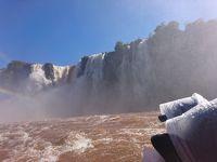 南米旅行イグアスの滝マチュピチュ