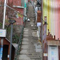 初めての釜山 一人旅 4日目  済州家・168階段・農協ハナロマート・ロッテマート・帰国