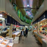 金沢の夕食は世界一のおすし屋さんで。寿司といえば,やっぱここです。