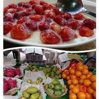 春、台北。  駆け足で買い物、養生、そして土マンゴー