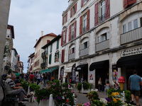 大好きフランスvol.19 Saint Jean de Luz スペイン二日間からフランスへただいま