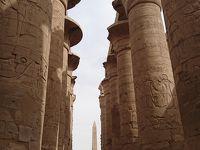 初エジプトでベタな観光地巡り� - ルクソール