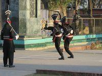 国境のワガフラッグセレモニーに歓喜!!1泊3日でインド&パキスタン♪ (2)【パキスタン側】