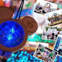 【祝!TDL開園35周年】開園記念日の東京ディズニーランドで歴史に思いを馳せる旅&おまけ