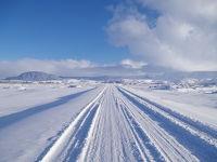 オーロラを求めて!アイスランドへ!