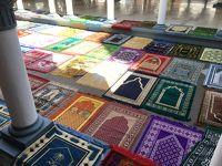 クアラルンプール モスクと美術館巡り