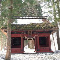 信州・長野一人旅� 〜戸隠の春は遠かった・・・〜