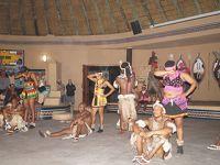 南アフリカ3週間 ドライブ旅  19  南アフリカの文化に触れて