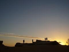 パース2泊観光(街歩き、バスツアーでヤンチャップ国立公園&ピナクルズ夕日&星空観察)