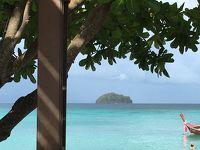 東南アジア一周Day14:リペ島〜ただのんびりと島を楽しむ〜