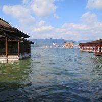 あこがれの錦帯橋、嚴島神社にようやく行って参りました ヘ(^o^)ノ