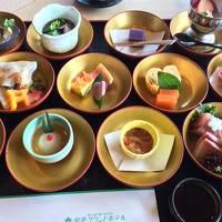 広島の旅(2日目)安芸グランドホテルでのランチと絶景貸切風呂&原爆ドームなど