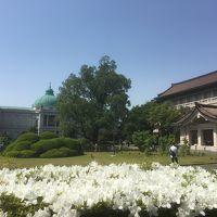 2018年4月 上野で美術品を鑑賞