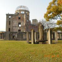 広島市内を巡る
