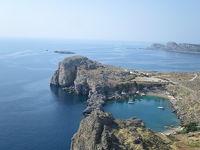 "2017:GWたび・その5 *初めての船旅 エーゲ海クルーズ* ギリシャ・ロードス島 編 景色も人も""Heartwarming""な島"