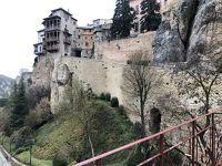マドリードからバスク地方へぶらぶらドライブ周遊旅 − �クエンカ編