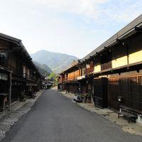 木曾路 (奈良井宿、妻籠宿、馬籠宿)をちょっと歩いてみました。