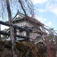 2018 現存天守12城を訪ねる旅 最終回は弘前城