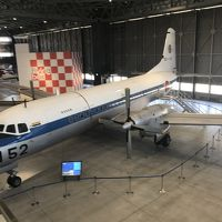 帰国名古屋 近場散策1 愛知航空ミュージアム