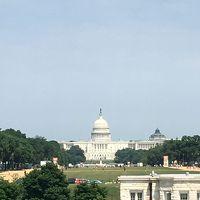 憧れのWashington.DCへ 1日目�