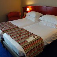 ストラスブールのお宿はHotel Maison Rouge. 歴史ある名前です。