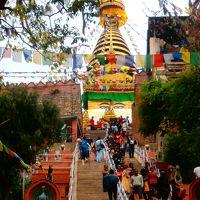 オヤジ、ネパールは雨とホコリでタジタジでした(カトマンドゥ編) No 1