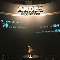 上野でアンデス展(2018年1月)