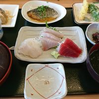千葉旅行の昼食「ばんや」さんで美味しいお魚!