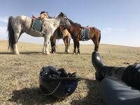モンゴル乗馬トレッキング 2018