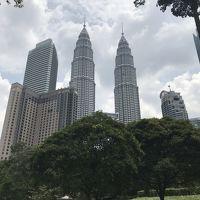 東南アジア一人旅SPGホッピング4 -ウェスティンクアラルンプールホテル-