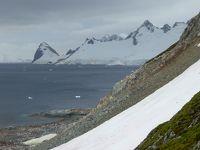 念願の南極行き 8日目 ポートロックロイに行けず