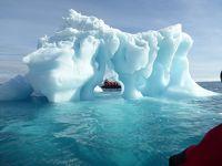 念願の南極行き 9日目 ウエッデル海にも行けずジョインビル島へ