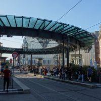 ストラスブールの街歩き。グーテンベルク広場から「鉄の男」広場周辺へ。