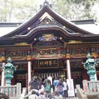 2018年GW・・・・・�三峯神社参拝
