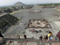 メキシコ世界遺産探訪 7日間  【2日目】  テオティワカン遺跡