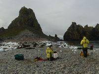 念願の南極行き 10日目 グリニッジ島とデセプション島