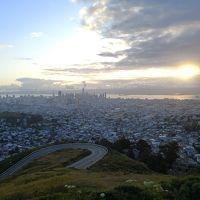 グランドキャニオン周辺ロードトリップ(2日目/San Francisco)