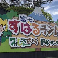 京都から富士山を見にドライブ旅行 京都→富士山周辺