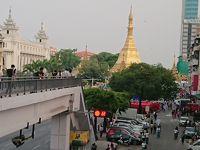 初!ミャンマー�ヤンゴン最終日