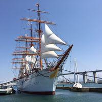 今年もGWは富山!通算9回目になりました!〜(5)新湊大橋、帆船海王丸、クロスランドおやべなどを観光!