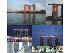 2018GW シンガポールとマレーシアへ 3日目:シンガポール市内観光、ZOO・マーライオン・マリーナベイサンズ、そしてグルメを楽しむ!