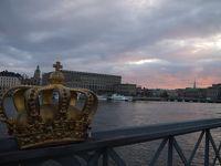 今年のGWは北欧のスウェーデンへ その2 夕刻?のストックホルム散策