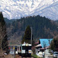 2018 春の観光列車乗り継ぎの旅 その1 リゾートみのり乗車 仙台〜新庄