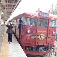 長野旅(1)しなの鉄道・観光列車ろくもんで豪華ランチ