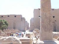ナイル川クルーズとエジプト満喫8日間 その1 出国〜ルクソール